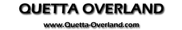 Quetta Overland - Submit addresses you found usefull